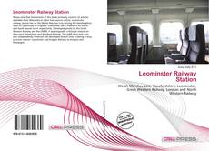 Bookcover of Leominster Railway Station