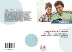 Capa do livro de Jagged Alliance (series)