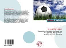Buchcover von Jacob Sørensen