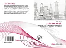 Bookcover of Julio Bolbochán