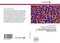 Buchcover von Ingrid Daubechies