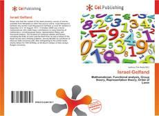 Bookcover of Israel Gelfand