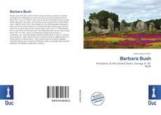 Bookcover of Barbara Bush