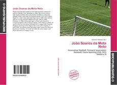 Capa do livro de João Soares da Mota Neto