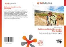 Portada del libro de California State University, Northridge
