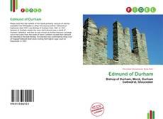 Buchcover von Edmund of Durham
