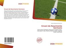Capa do livro de Ernani do Nascimento Germano