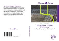 Capa do livro de San Diego Chargers Opponents