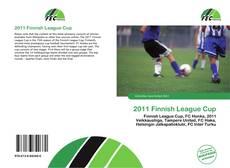 Capa do livro de 2011 Finnish League Cup