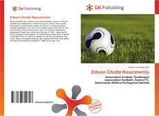 Capa do livro de Edson Cholbi Nascimento