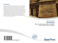 Borítókép a  Grimketel - hoz