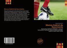 Capa do livro de Marcos Gabriel do Nascimento