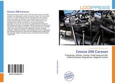 Bookcover of Cessna 208 Caravan