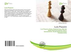 Bookcover of Luis Piazzini