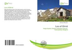 Couverture de Leo of Ohrid