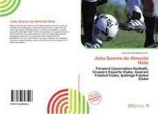 Capa do livro de João Soares de Almeida Neto