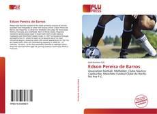 Capa do livro de Edson Pereira de Barros