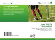 Buchcover von 2010–11 East Superleague