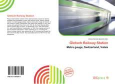 Borítókép a  Gletsch Railway Station - hoz