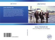 Bookcover of Jones–Shafroth Act