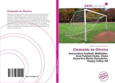 Couverture de Clodoaldo de Oliveira