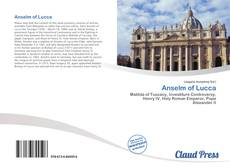Bookcover of Anselm of Lucca