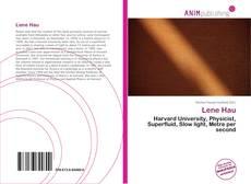 Обложка Lene Hau