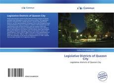 Legislative Districts of Quezon City kitap kapağı