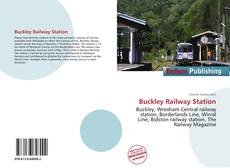 Bookcover of Buckley Railway Station