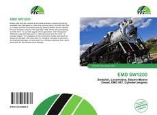 Portada del libro de EMD SW1200
