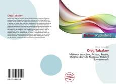 Buchcover von Oleg Tabakov