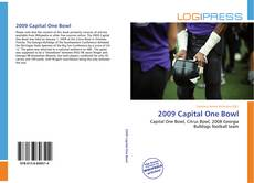 2009 Capital One Bowl kitap kapağı