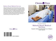 Bookcover of Bahrain Royal Medical Services