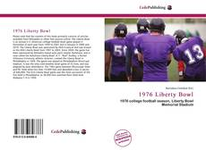 Bookcover of 1976 Liberty Bowl