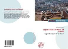 Copertina di Legislative Districts of Bohol