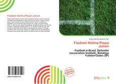 Bookcover of Fladimir Rufino Piazzi Júnior