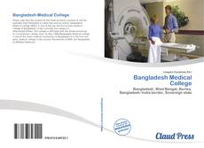 Bookcover of Bangladesh Medical College