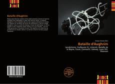 Bataille d'Aughrim的封面