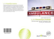 L. V. Prasad Eye Institute kitap kapağı