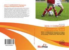 Capa do livro de 2010–11 CONCACAF Champions League Championship Round