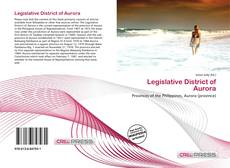 Bookcover of Legislative District of Aurora