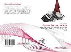 Bookcover of Charles Gorman (Actor)