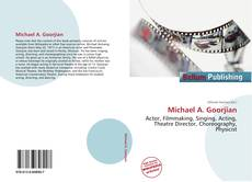 Bookcover of Michael A. Goorjian