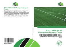 Capa do livro de 2011 CONCACAF Champions League Finals