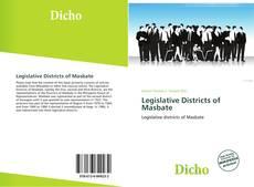 Copertina di Legislative Districts of Masbate