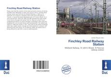 Bookcover of Finchley Road Railway Station