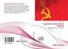 Legislative Districts of Laguna的封面