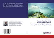 Portada del libro de Rural Communities Himalayan Tourism