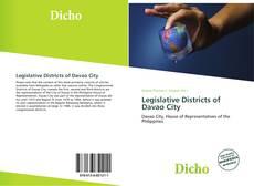 Legislative Districts of Davao City kitap kapağı