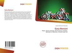 Bookcover of Gary Benson